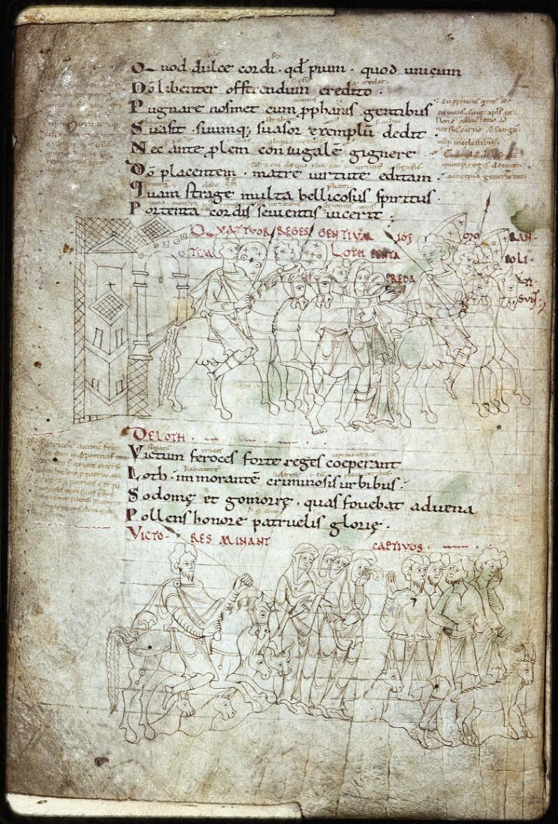 Lyon, Bibl. mun., ms. Palais des Arts 022, f. 002v - vue 1
