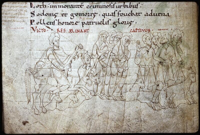 Lyon, Bibl. mun., ms. Palais des Arts 022, f. 002v - vue 3