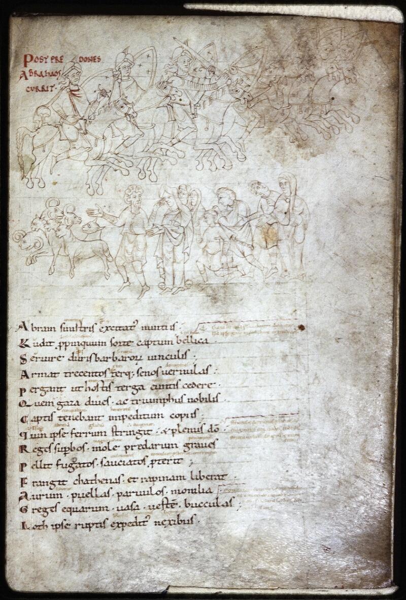 Lyon, Bibl. mun., ms. Palais des Arts 022, f. 003 - vue 1