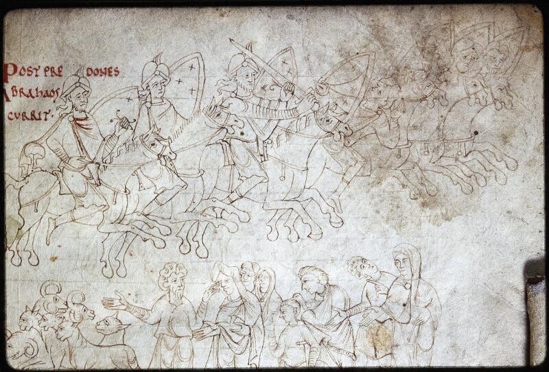 Lyon, Bibl. mun., ms. Palais des Arts 022, f. 003 - vue 2