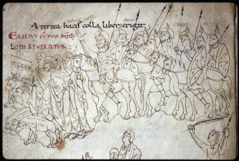 Lyon, Bibl. mun., ms. Palais des Arts 022, f. 003v - vue 2