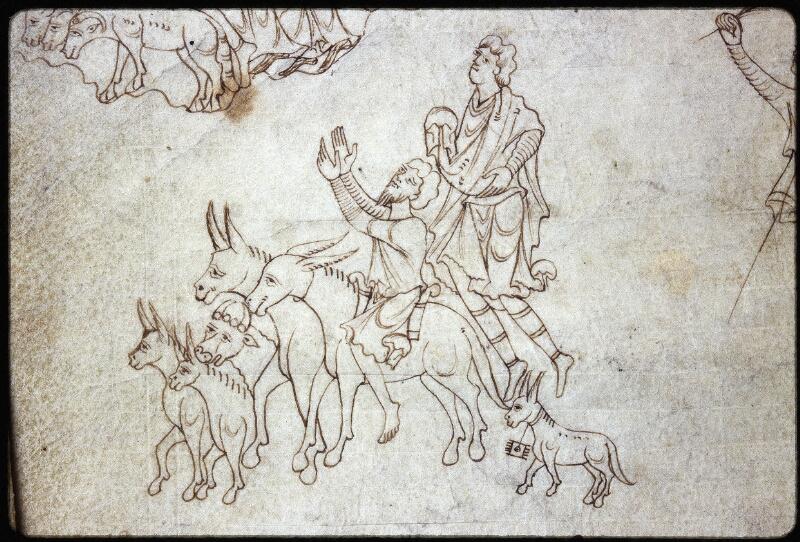 Lyon, Bibl. mun., ms. Palais des Arts 022, f. 003v - vue 3