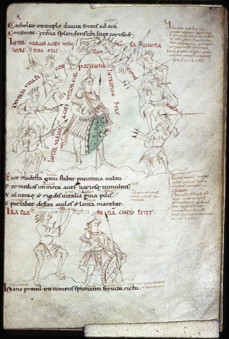 Lyon, Bibl. mun., ms. Palais des Arts 022, f. 004 - vue 1