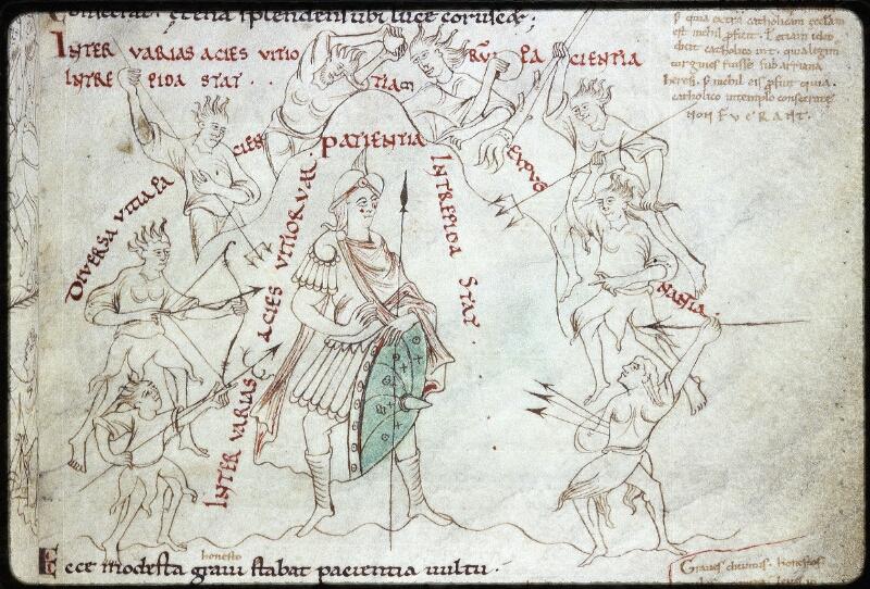Lyon, Bibl. mun., ms. Palais des Arts 022, f. 004 - vue 2