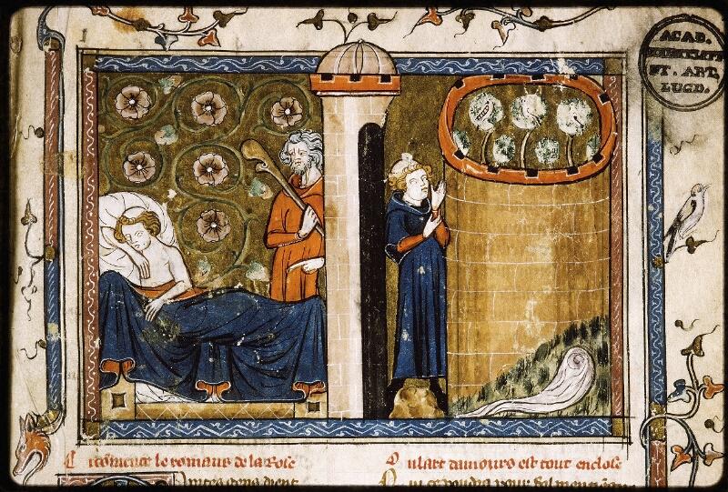 Lyon, Bibl. mun., ms. Palais des Arts 023, f. 002 - vue 3