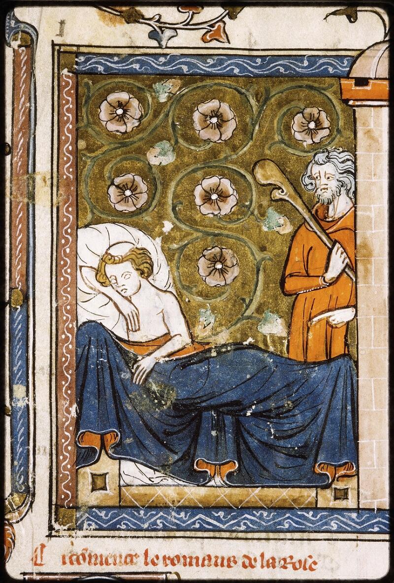 Lyon, Bibl. mun., ms. Palais des Arts 023, f. 002 - vue 4