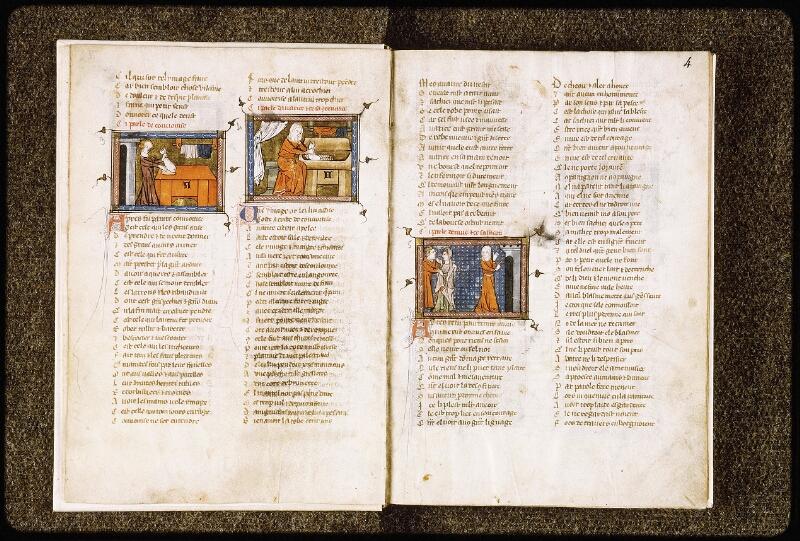 Lyon, Bibl. mun., ms. Palais des Arts 023, f. 003v-004