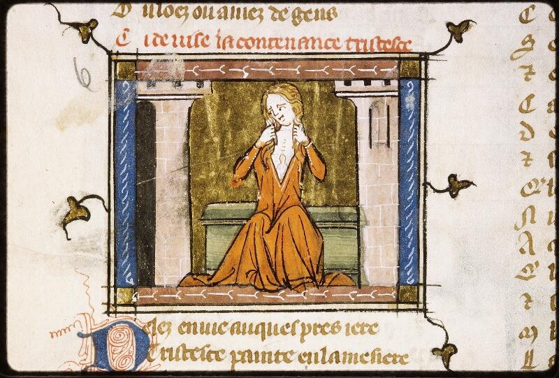 Lyon, Bibl. mun., ms. Palais des Arts 023, f. 004v - vue 1