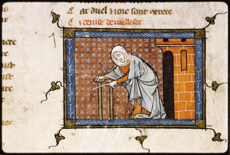 Lyon, Bibl. mun., ms. Palais des Arts 023, f. 004v - vue 2