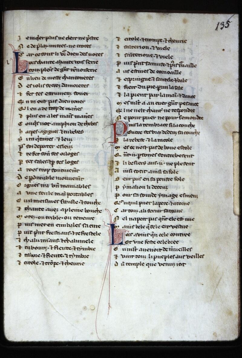 Lyon, Bibl. mun., ms. Palais des Arts 024, f. 135