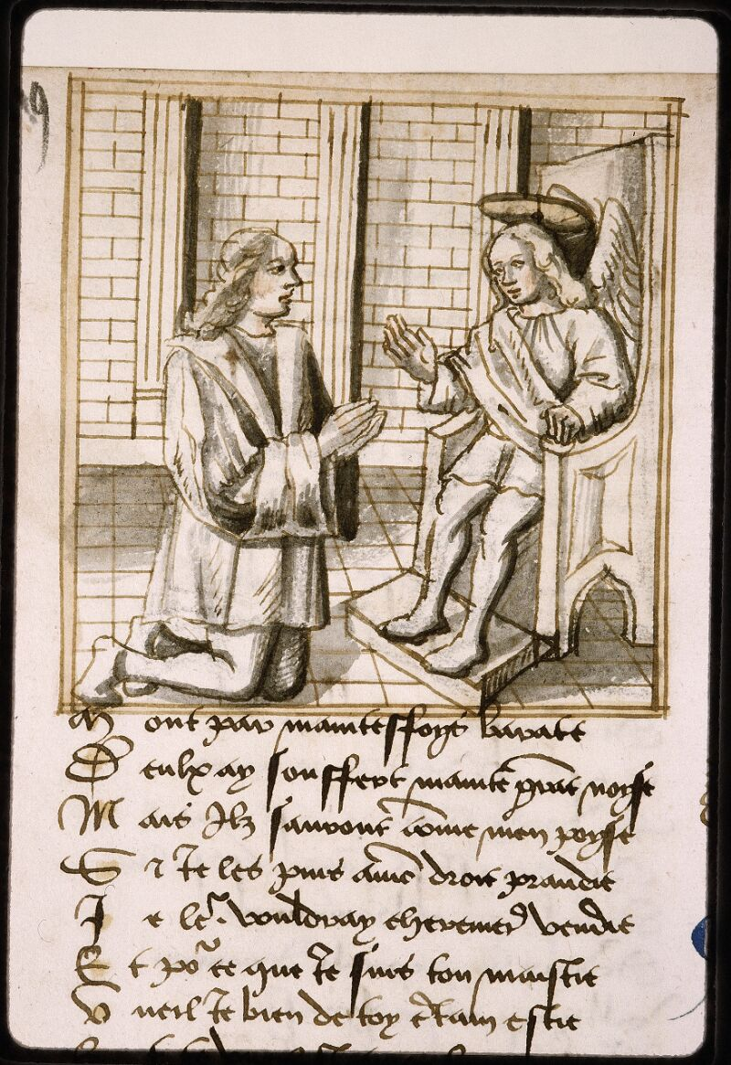 Lyon, Bibl. mun., ms. Palais des Arts 025, f. 010v - vue 2