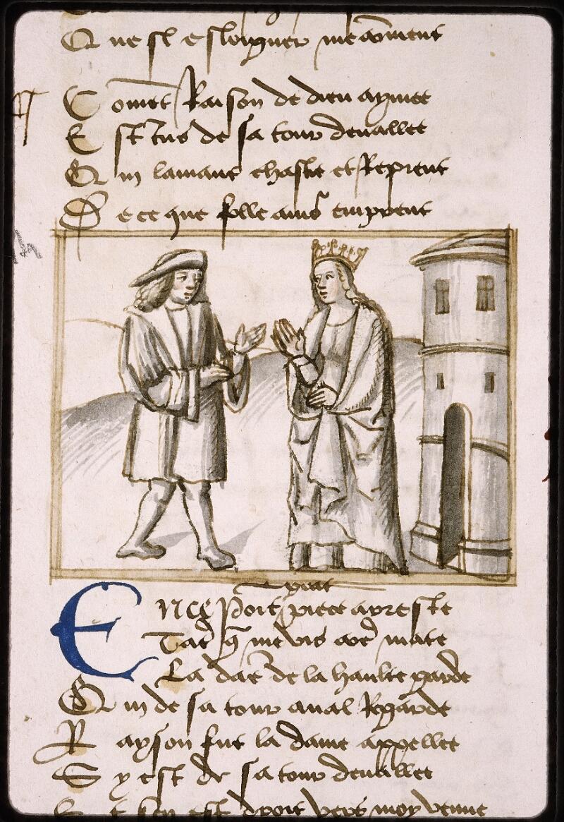 Lyon, Bibl. mun., ms. Palais des Arts 025, f. 018v - vue 2