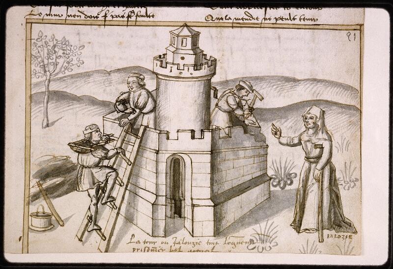 Lyon, Bibl. mun., ms. Palais des Arts 025, f. 026 - vue 2