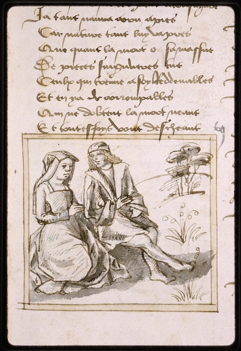 Lyon, Bibl. mun., ms. Palais des Arts 025, f. 137 - vue 2