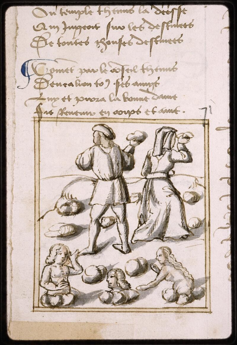 Lyon, Bibl. mun., ms. Palais des Arts 025, f. 148