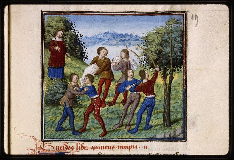 Lyon, Bibl. mun., ms. Palais des Arts 027, f. 121