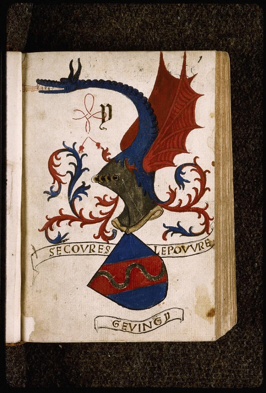 Lyon, Bibl. mun., ms. Palais des Arts 028, f. 001