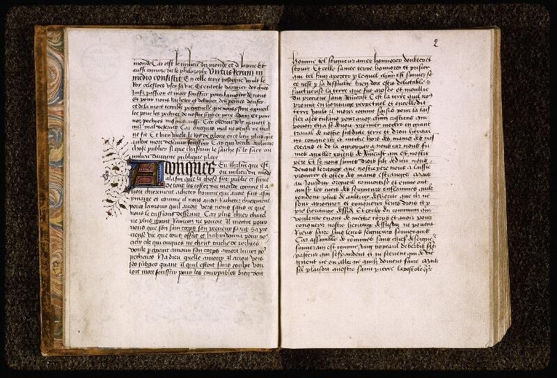 Lyon, Bibl. mun., ms. Palais des Arts 028, f. 001 bis v-002