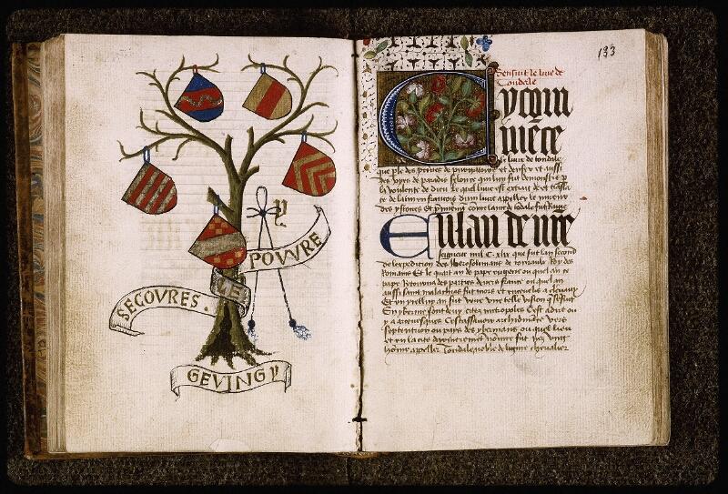 Lyon, Bibl. mun., ms. Palais des Arts 028, f. 132v-133