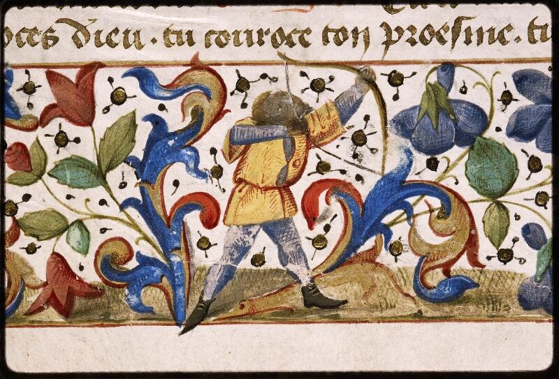 Lyon, Bibl. mun., ms. Palais des Arts 028, f. 156 - vue 3