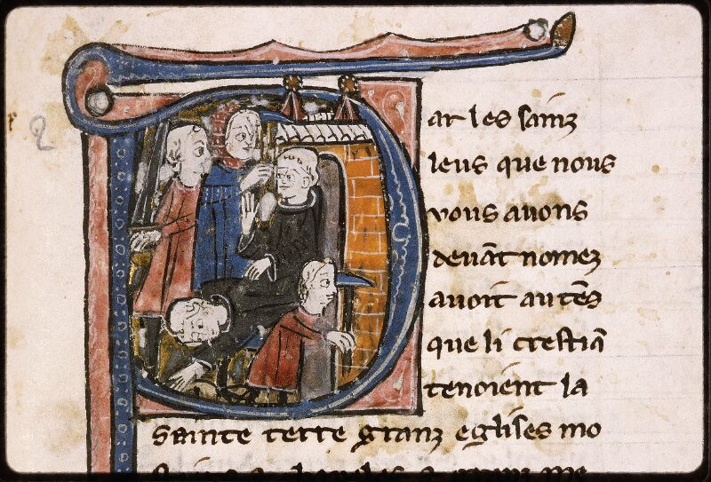 Lyon, Bibl. mun., ms. Palais des Arts 029, f. 299 - vue 2