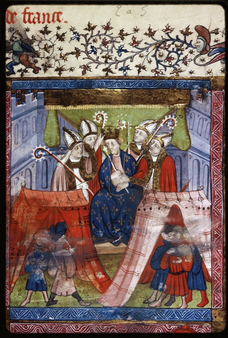 Lyon, Bibl. mun., ms. Palais des Arts 030, f. 003 - vue 3