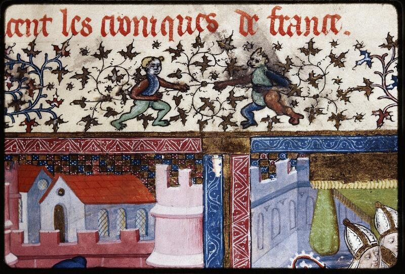 Lyon, Bibl. mun., ms. Palais des Arts 030, f. 003 - vue 6