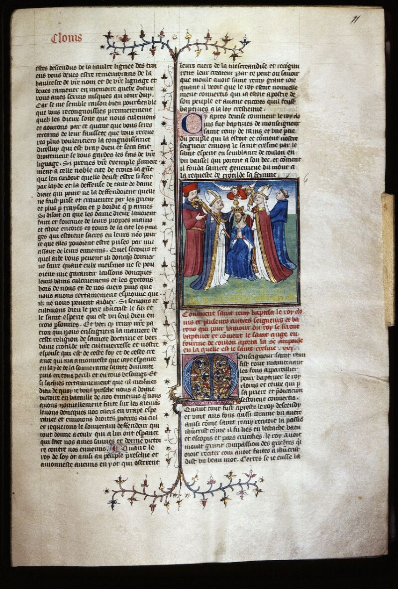 Lyon, Bibl. mun., ms. Palais des Arts 030, f. 011 - vue 1