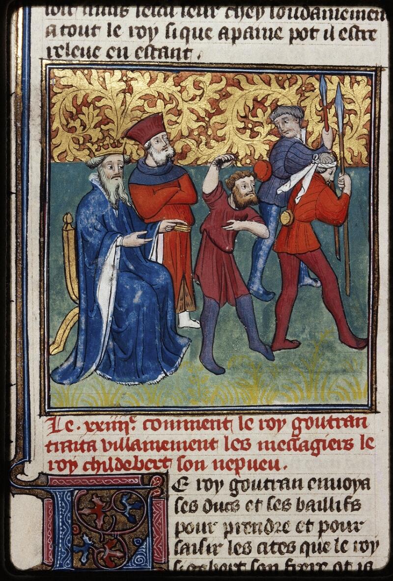 Lyon, Bibl. mun., ms. Palais des Arts 030, f. 046v - vue 2