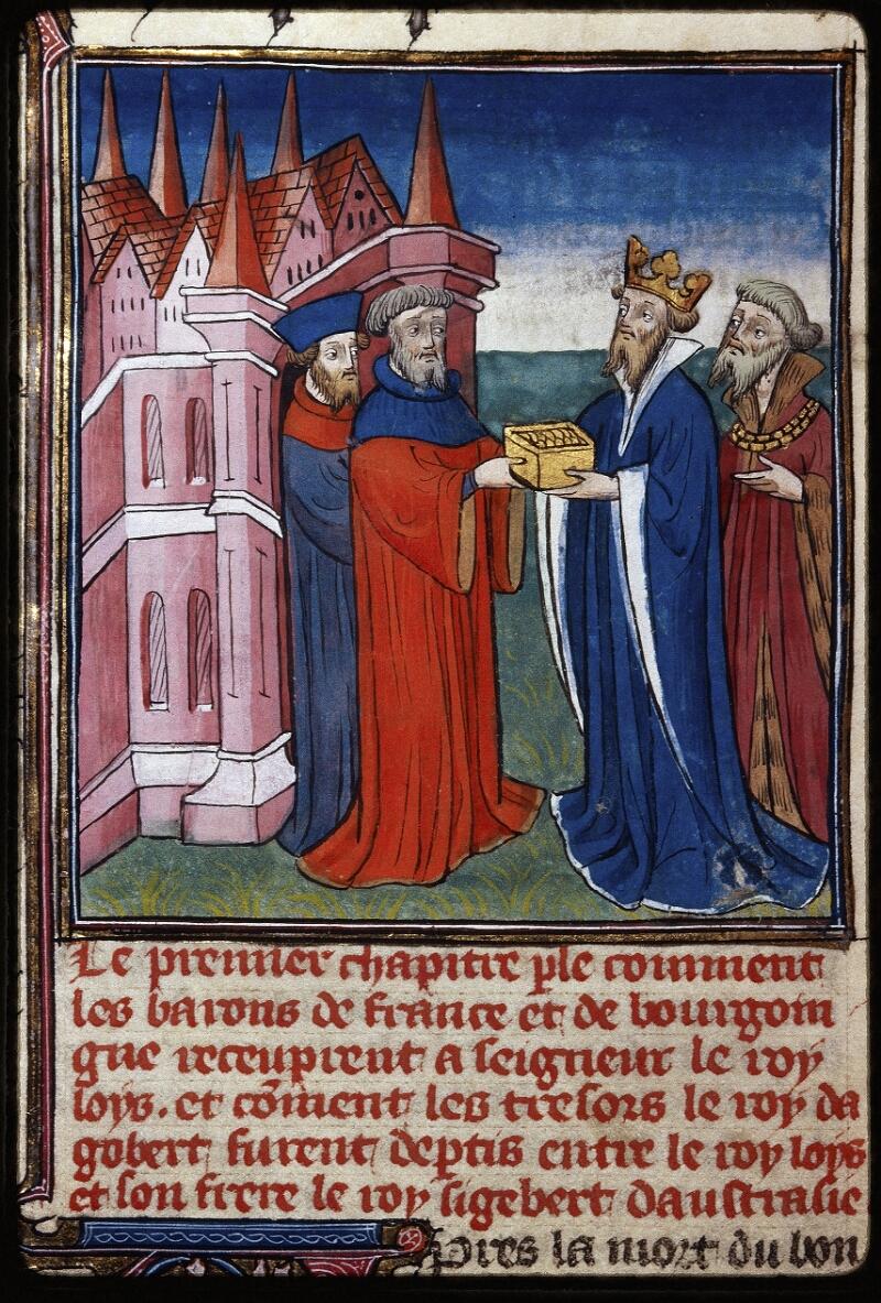 Lyon, Bibl. mun., ms. Palais des Arts 030, f. 075v - vue 2