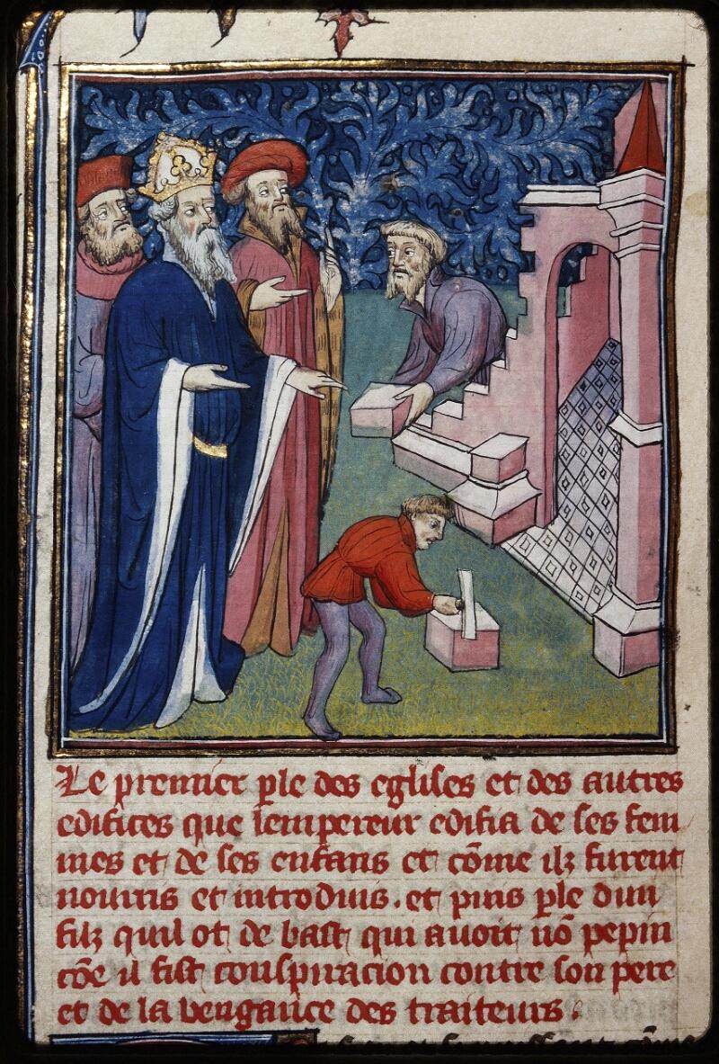 Lyon, Bibl. mun., ms. Palais des Arts 030, f. 101v - vue 2