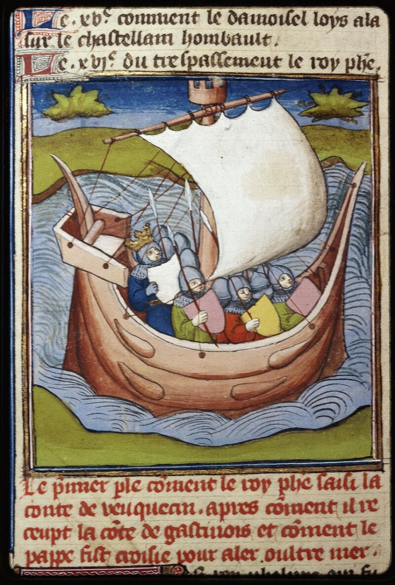 Lyon, Bibl. mun., ms. Palais des Arts 030, f. 180v - vue 2