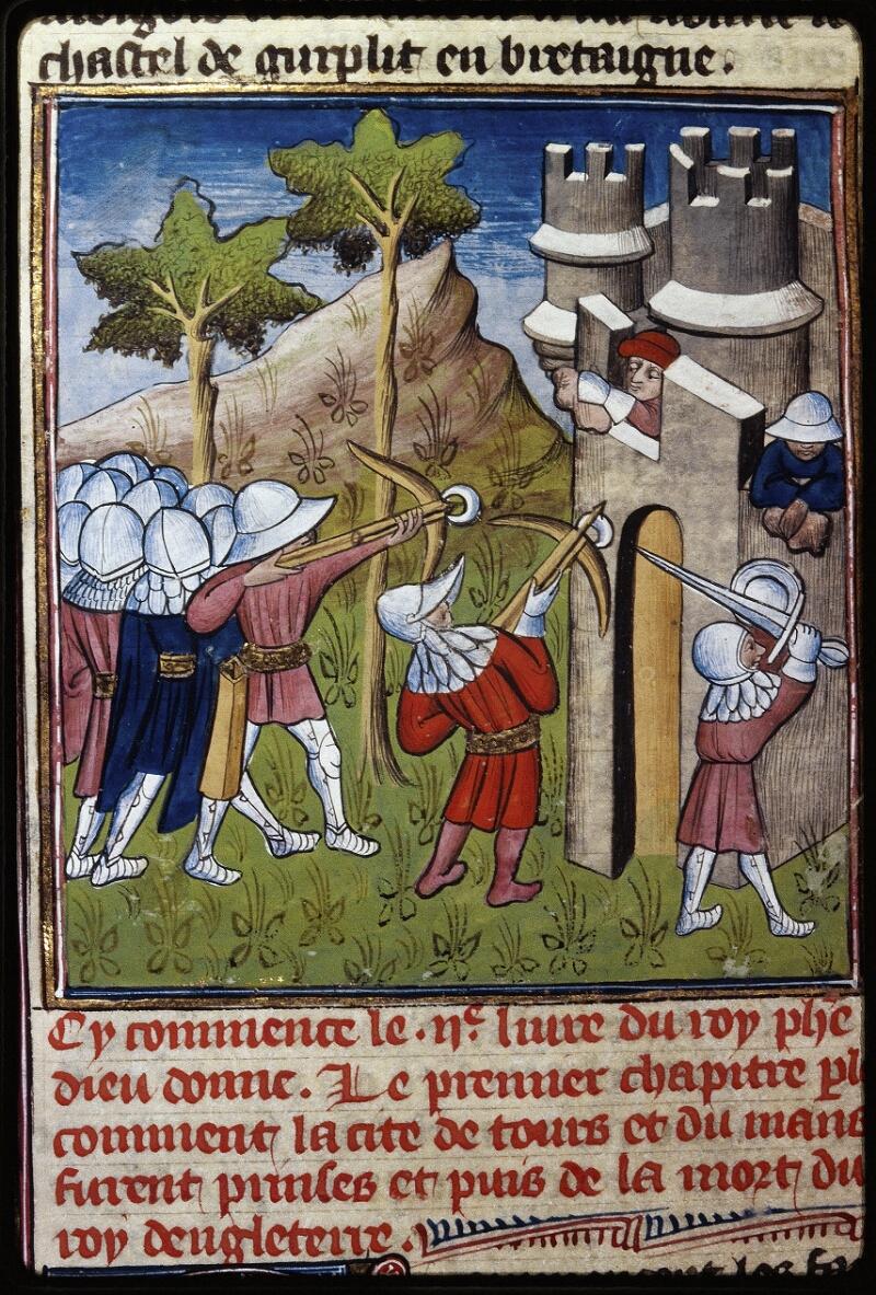 Lyon, Bibl. mun., ms. Palais des Arts 030, f. 235v - vue 2