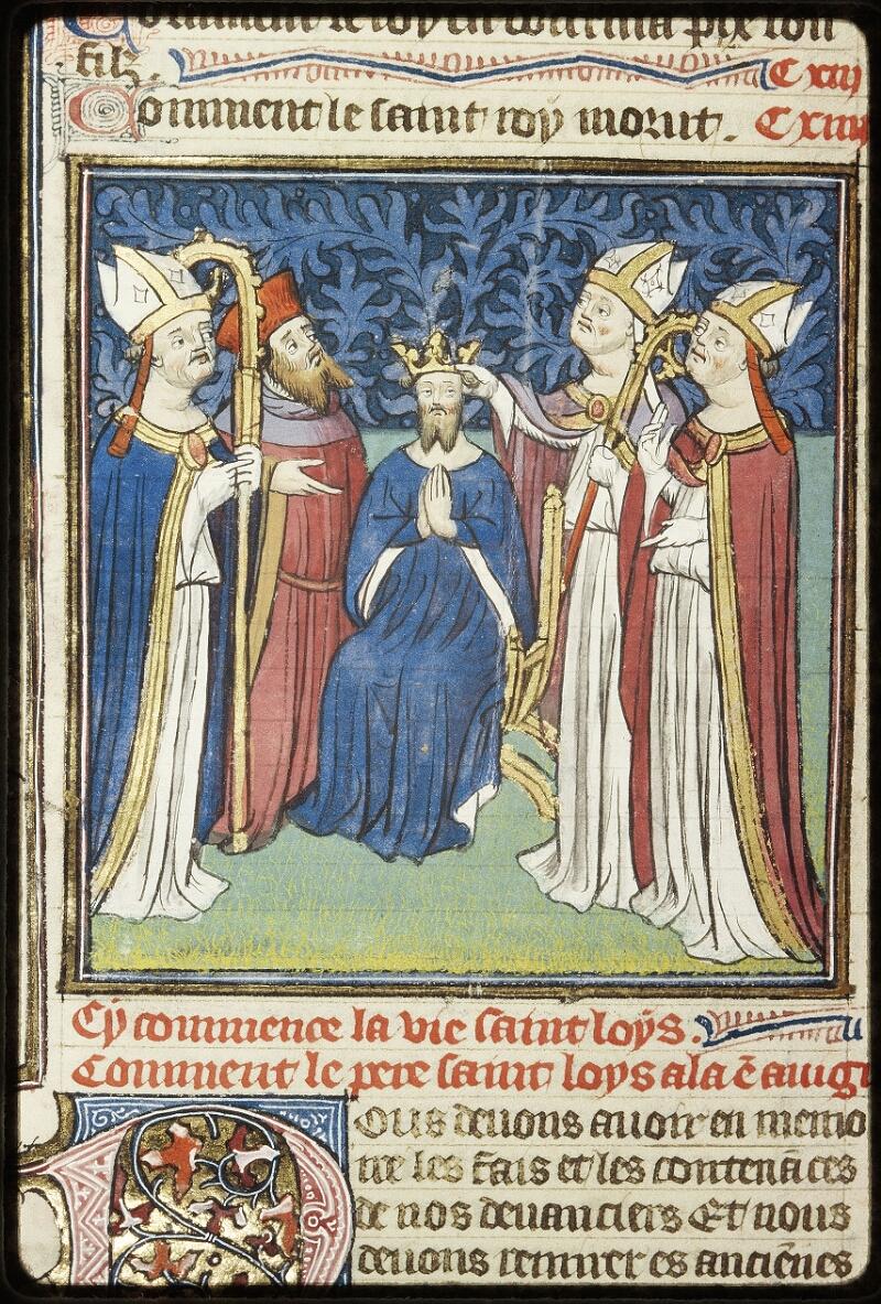Lyon, Bibl. mun., ms. Palais des Arts 030, f. 265v - vue 2