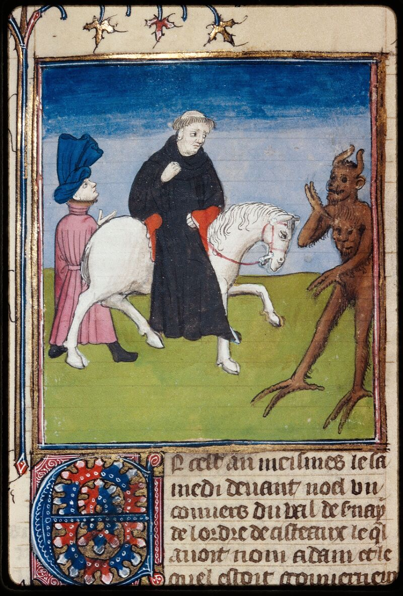 Lyon, Bibl. mun., ms. Palais des Arts 030, f. 322v - vue 2