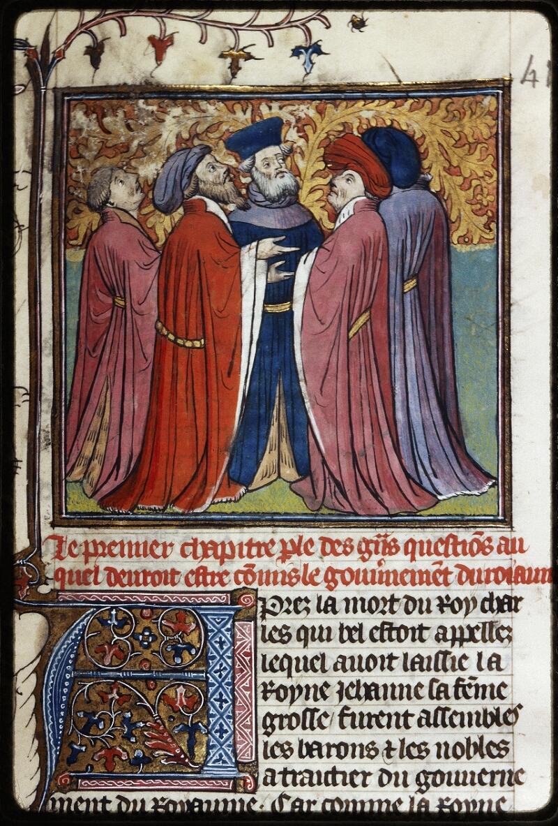 Lyon, Bibl. mun., ms. Palais des Arts 030, f. 349
