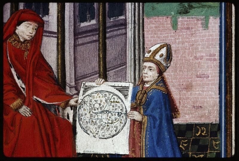 Lyon, Bibl. mun., ms. Palais des Arts 032, f. 001 - vue 3