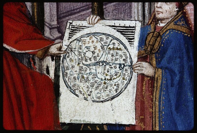 Lyon, Bibl. mun., ms. Palais des Arts 032, f. 001 - vue 4
