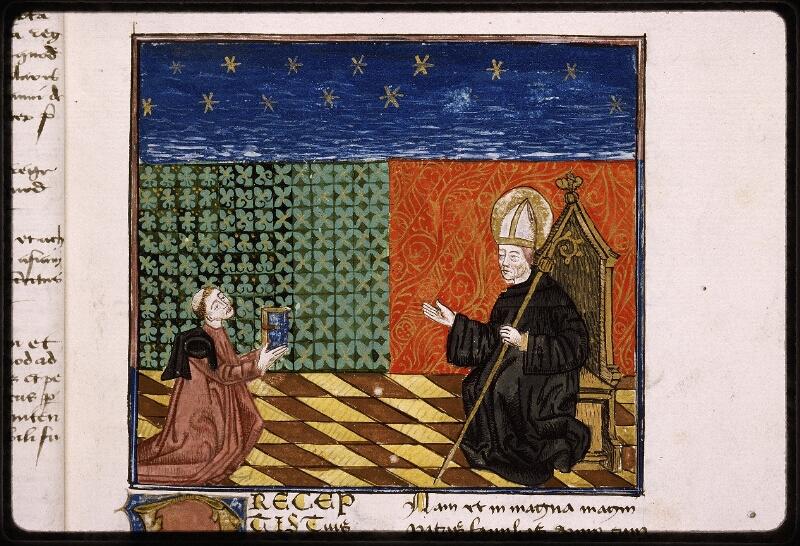 Lyon, Bibl. mun., ms. Palais des Arts 034, f. 002 - vue 3