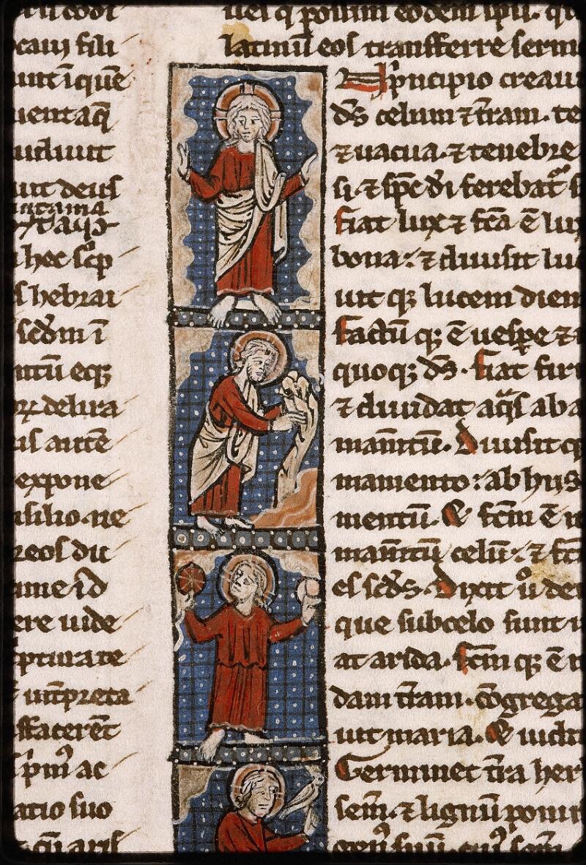 Lyon, Bibl. mun., ms. Palais des Arts 035, f. 003 - vue 2
