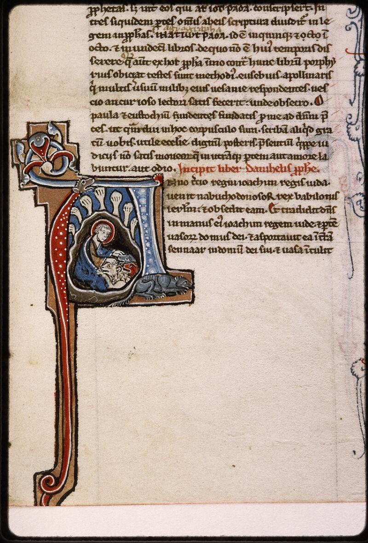 Lyon, Bibl. mun., ms. Palais des Arts 035, f. 235 - vue 1