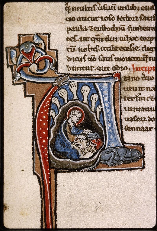 Lyon, Bibl. mun., ms. Palais des Arts 035, f. 235 - vue 2