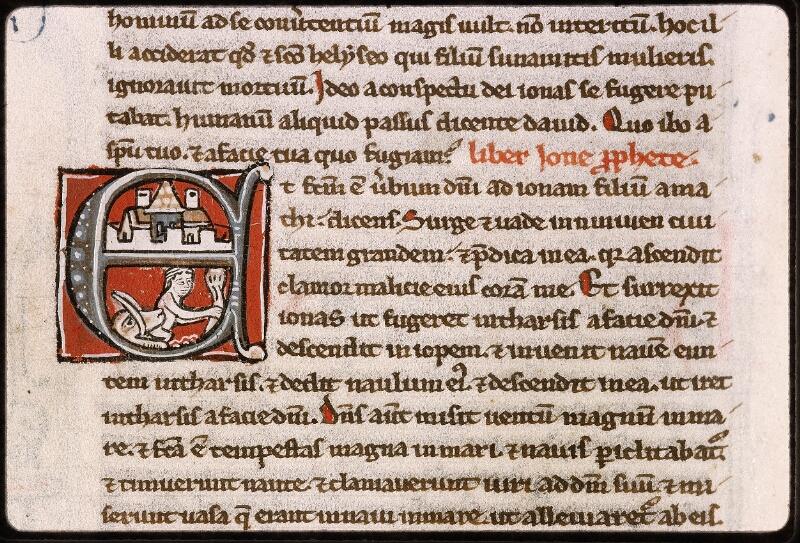Lyon, Bibl. mun., ms. Palais des Arts 035, f. 244v - vue 2