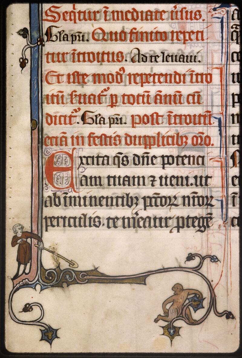 Lyon, Bibl. mun., ms. Palais des Arts 037, f. 008 - vue 4