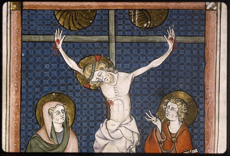 Lyon, Bibl. mun., ms. Palais des Arts 037, f. 127v - vue 2