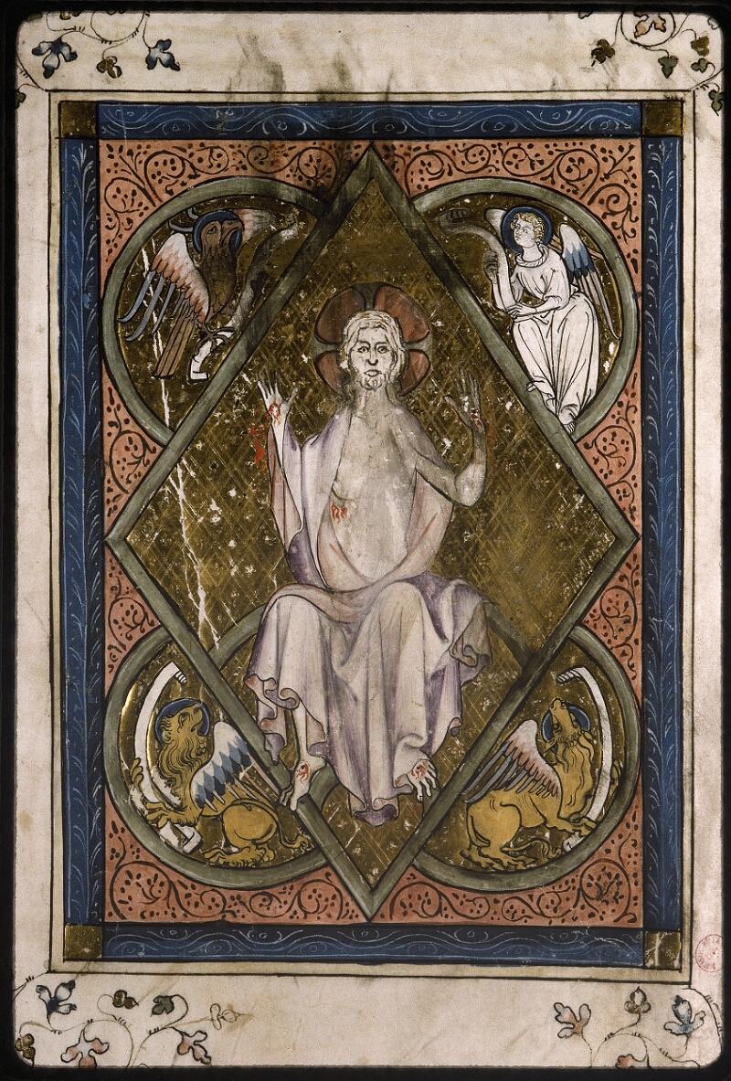 Lyon, Bibl. mun., ms. Palais des Arts 037, f. 128 - vue 1