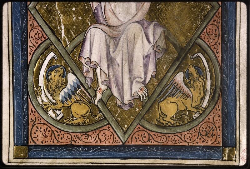 Lyon, Bibl. mun., ms. Palais des Arts 037, f. 128 - vue 3
