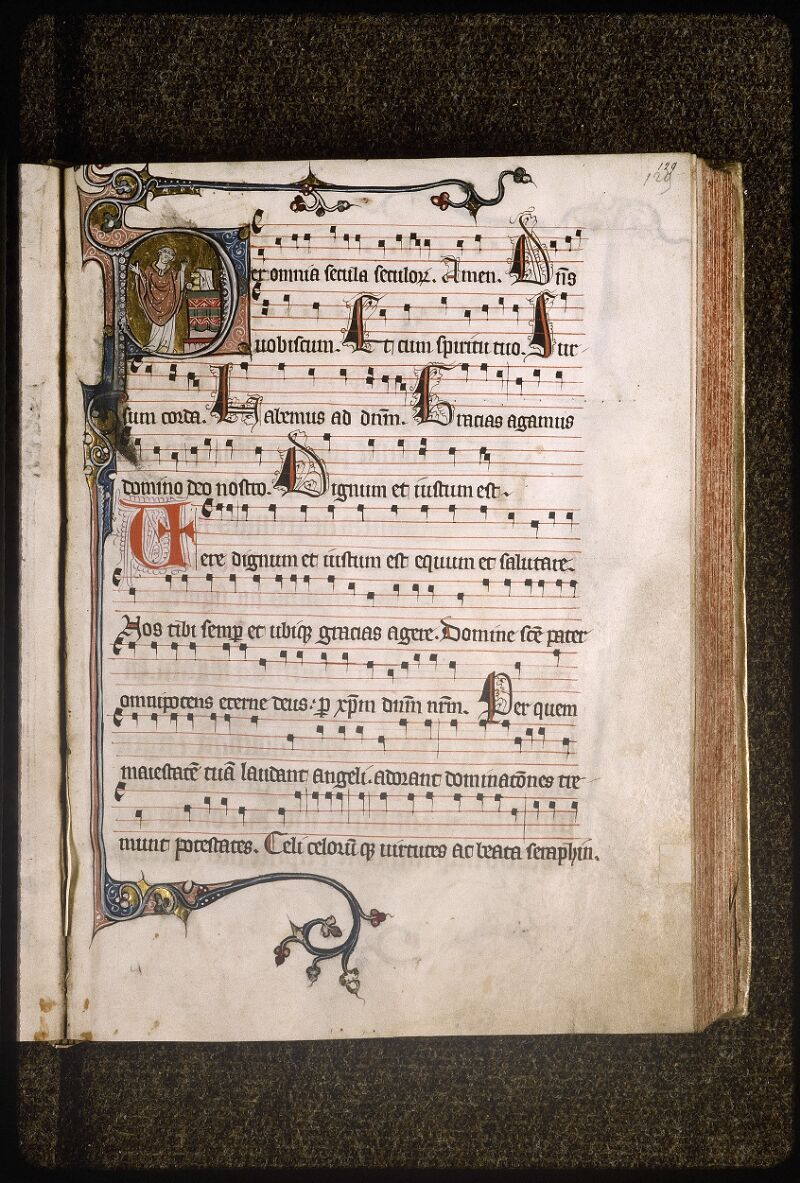 Lyon, Bibl. mun., ms. Palais des Arts 037, f. 129 - vue 1