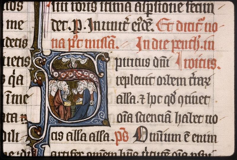 Lyon, Bibl. mun., ms. Palais des Arts 037, f. 151