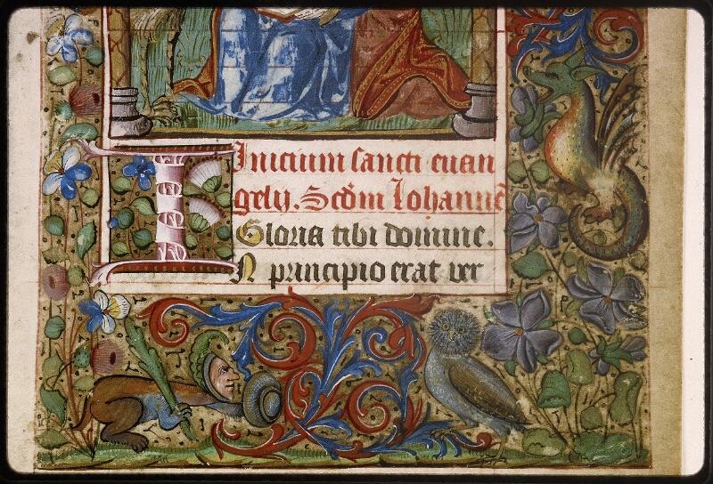 Lyon, Bibl. mun., ms. Palais des Arts 038, f. 015 - vue 4